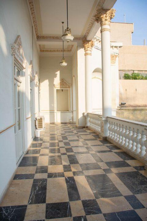 معماری ایرانی و آینه کاری