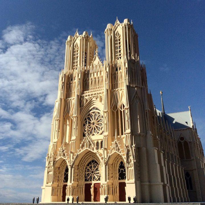 معماری اروپایی قرون وسطی