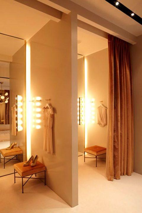 مدرن ترین فروشگاه های پوشاک با طراحی زیبا