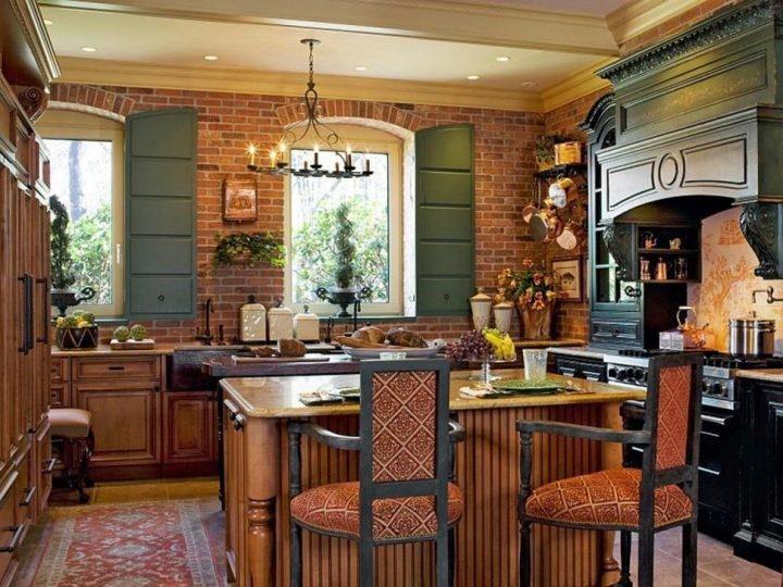 آشپزخانه ییلاقی