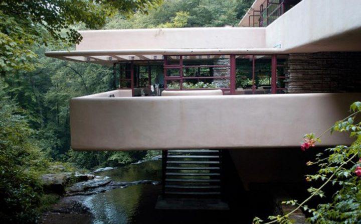 خانه کافمن با طراحی رایت