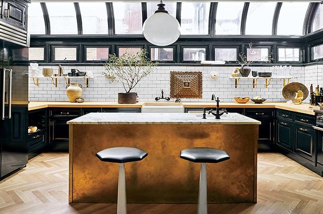 طراحی کابینت برای آشپزخانه