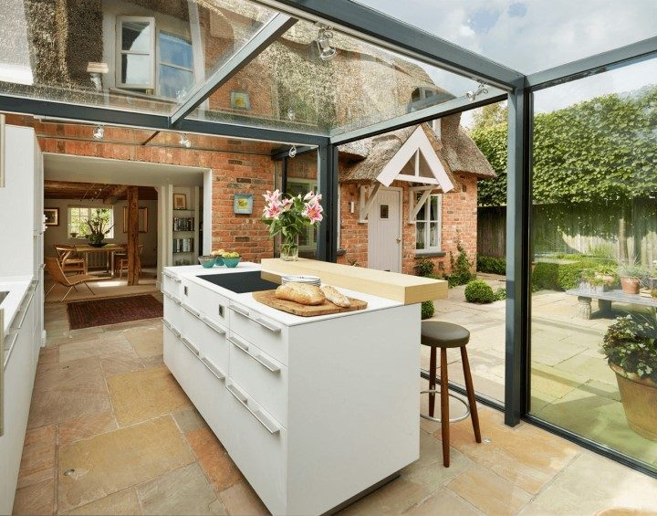 طراحی به سبک شیشه در ساخت و ساز های مدرن