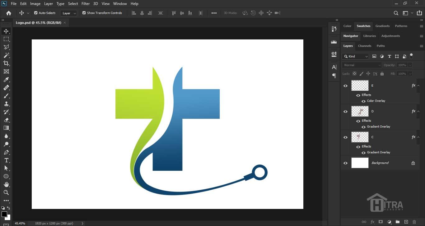 آموزش طراحی لوگو حرفه ای