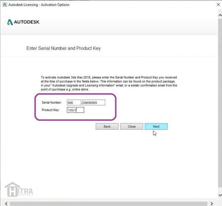 سریال نرم افزار Autodesk 3Ds Max