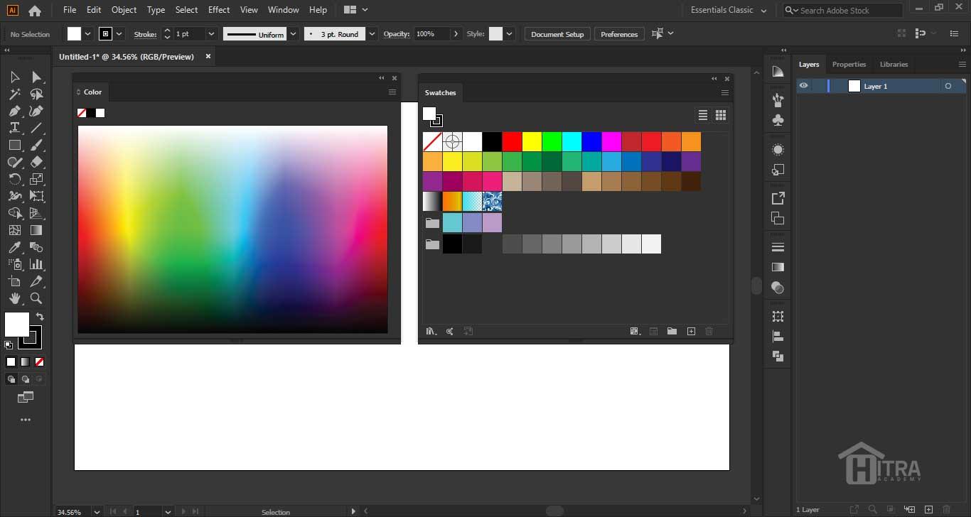 آشنایی با حالت های رنگی RGB و CMYK