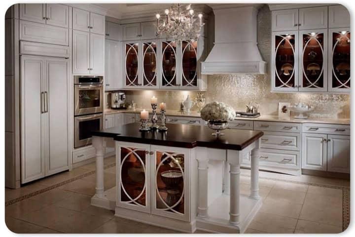 آموزش مدل سازی صحنه آشپزخانه