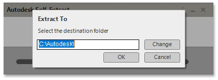 تغییر مسیر محل نصب تری دی مکس