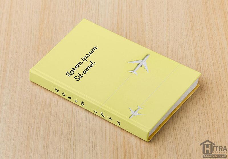 دانلود موکاپ کتاب برای فتوشاپ