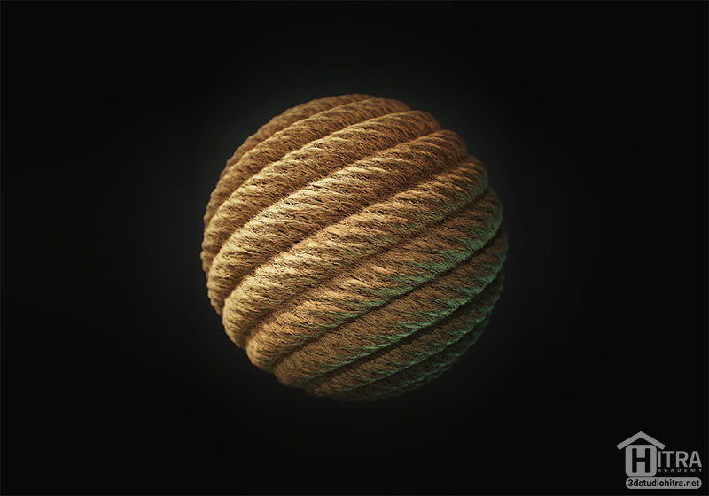 تکسچر طناب (Rope Texture)