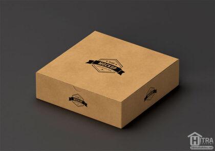موکاپ جعبه بسته بندی