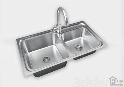 آبجکت سینک ظرفشویی