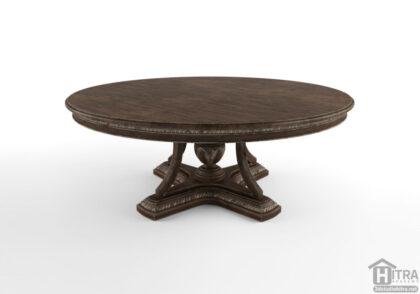 آبجکت میز جلو مبلی کلاسیک