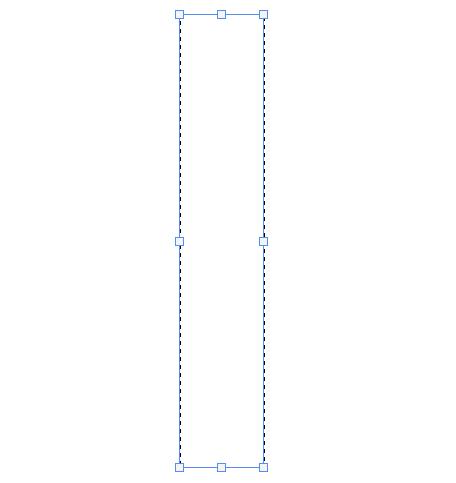 قابلیت Free Transform برای single column marquee
