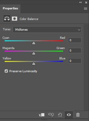 اصلاح رنگ ها پس از تغییر پس زمینه عکس در فتوشاپ