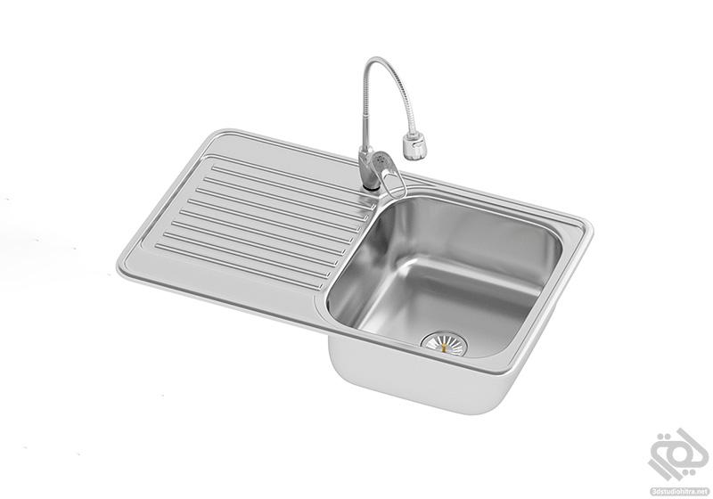 آبجکت سینک ظرفشویی رایگان