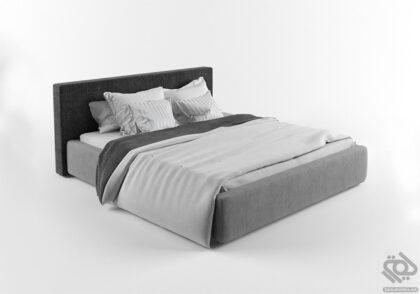 دانلود آبجکت تخت خواب تری دی مکس